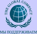 The Global   Compact Endorser Logo